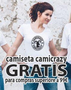 CAMISETA GRATIS